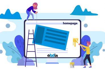 اصول طراحی صفحه اصلی سایت ، 12 عنصر مهم در هر هوم پیج