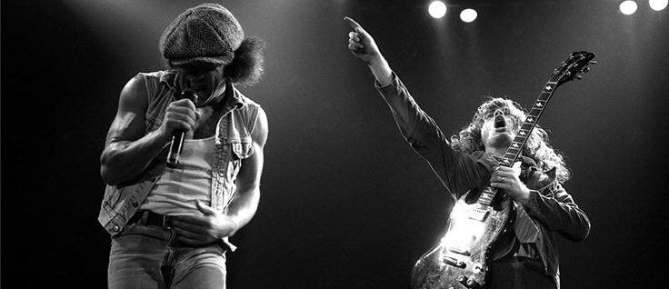 کمپین تبلیغاتی AC/DC