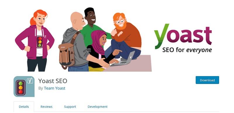 افزونه Yoast SEO در وردپرس