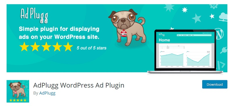 AdPlugg WordPress Ad Plugin