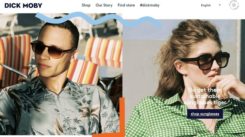 فروشگاه اینترنتی دیک موبی (Dick Moby)